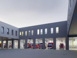Feuerwache Siegen / Stark Architekten, Siegen